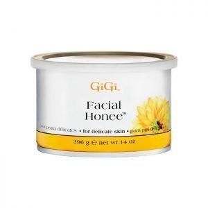 Cera De Depilacion Gigi Honee De Uso Facial 396 g