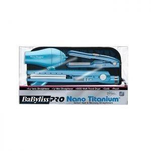 Kit de Viaje Babyliss Pro Nano Titanium