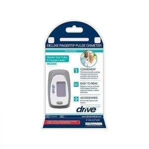 Oximetro de Pulso Deluxe Drive Medical