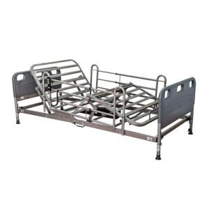Cama Drive Medical Semi Electrica Con Rieles Laterales