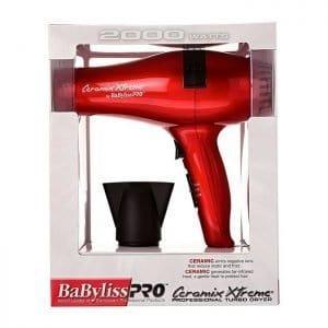Secadora De Cabello Babyliss Pro Ceramix Xtreme Profesional
