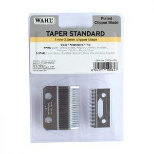 Cuchilla De Repuesto Wahl Taper Standard Varios Modelos