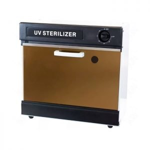 Esterilizador Uv De 2 Bandejas Maxe Sterilizer
