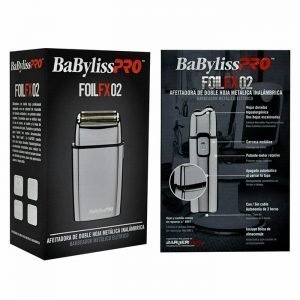 Afeitadora De Cabello Babyliss Pro Foil Fx02 Inalambrica