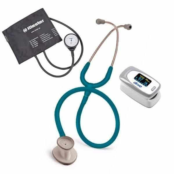 Combo Completo Littmann, Riester Y Drive
