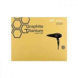 Secadora De Cabello Motor AC Con Tecnología Graphite Titanium