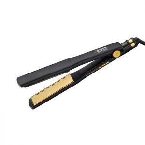 Plancha Iónica 1-1/4 Graphite Titanium By Babyliss Pro