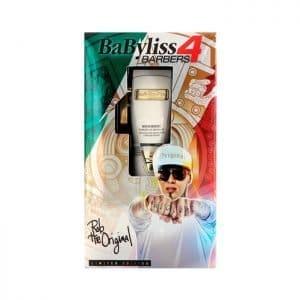 Cortadora De Cabello Babyliss Pro 4 Barbers Blanco Fx