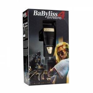 Cortadora De Cabello Babyliss Pro 4 Barbers Negro Fx