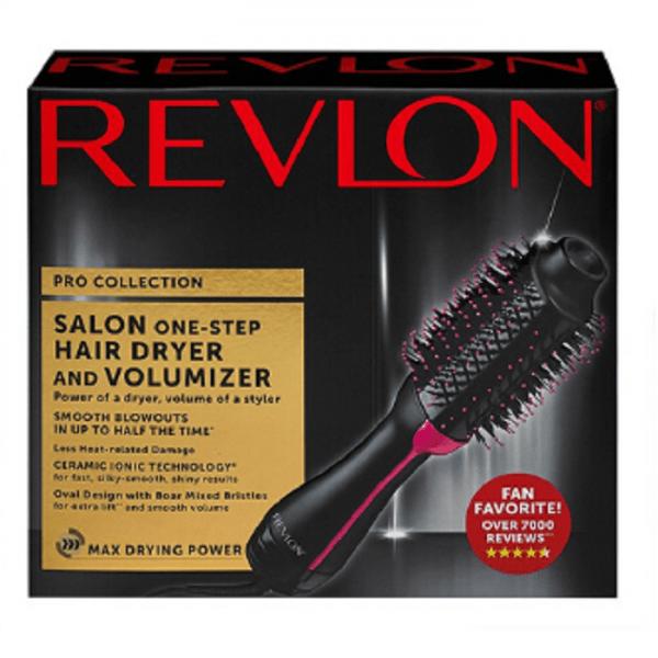 Revlon Cepillo Secador 2 en 1